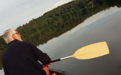 Un canoé pour rêver, un canoé pour pêcher