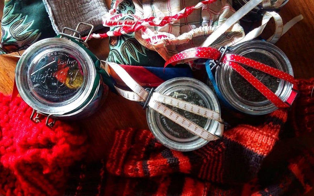 Les ateliers «Fabrication de cadeaux Noël Zéro Déchets»